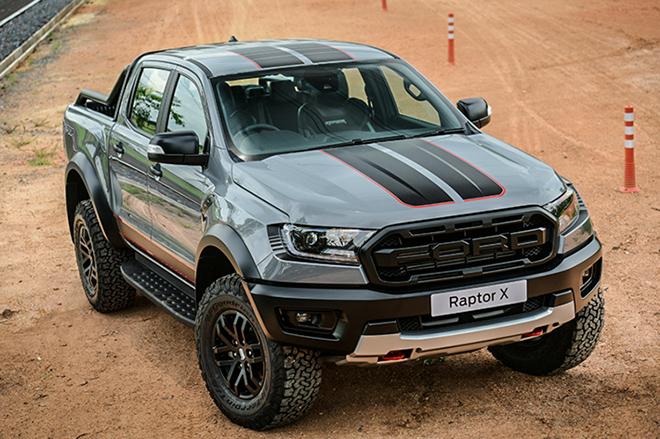 Ford Ranger Raptor có thêm bản đặc biệt tại Thái, liệu có xuất hiện tại Việt Nam - 1