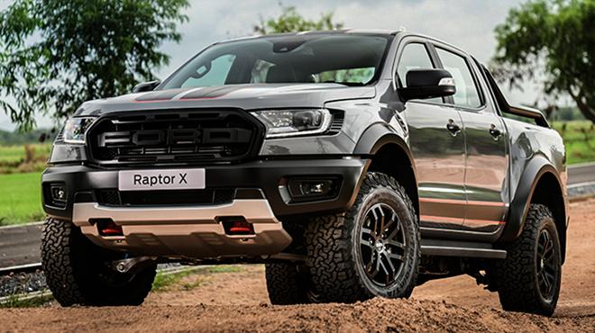 Ford Ranger Raptor có thêm bản đặc biệt tại Thái, liệu có xuất hiện tại Việt Nam - 3