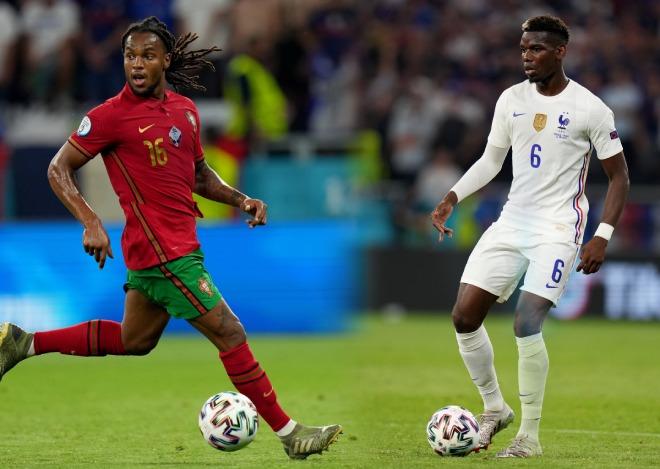 """Kinh điển Bồ Đào Nha - Pháp: Dấu ấn Ronaldo, Pogba và """"lá bài tẩy"""" Sanches - 1"""