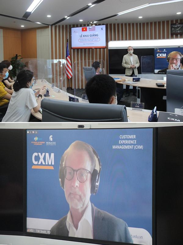 Những trải nghiệm 5 sao chỉ có tại khai giảng CXM do ĐH Michigan cấp chứng chỉ - 1
