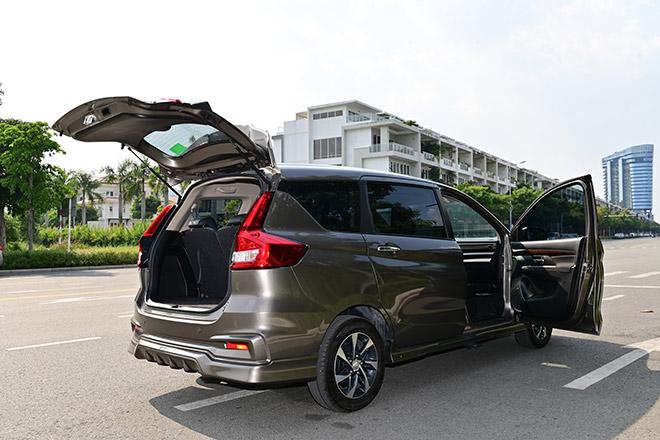 Suzuki Ertiga - MPV tầm trung tốt nhất để vượt qua thời điểm khó khăn - 3