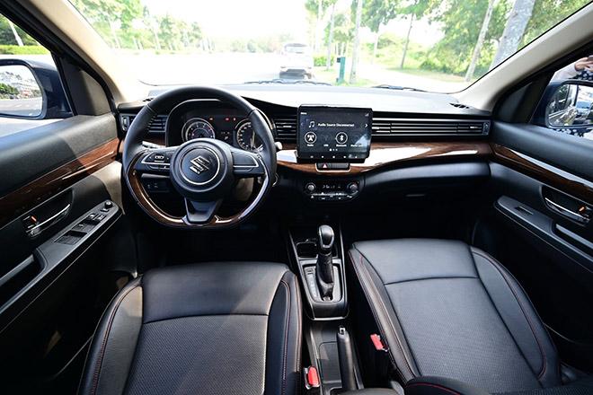 Suzuki Ertiga - MPV tầm trung tốt nhất để vượt qua thời điểm khó khăn - 4