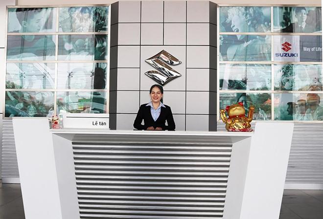 Suzuki nâng tổng số đại lý ủy quyền lên 38, thêm đại lý mới Suzuki Bình Dương Ngôi Sao - 4