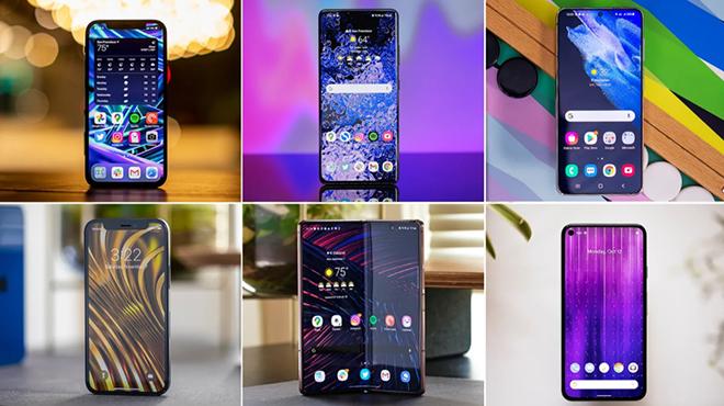 Top 5 smartphone đáng mua nhất nửa đầu năm 2021 - 1