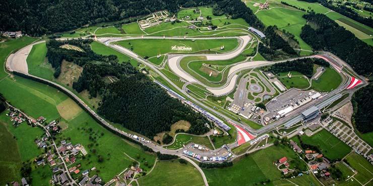Đua xe F1, chặng Styrian/AustrianGP: Hai cuộc đua, hai câu chuyện? - 1