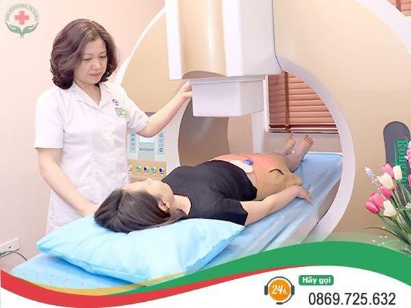 Địa chỉ chữa viêm lộ tuyến cổ tử cung uy tín tại Hà Nội - 1