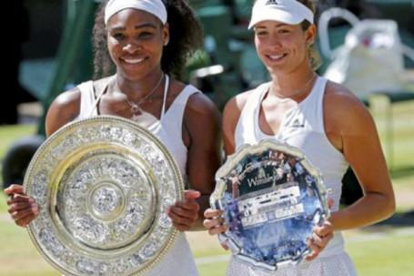 Kết quả thi đấu đơn nữ giải tennis Wimbledon 2021