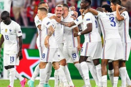 """Sốc với kịch bản Anh, Pháp và 4 """"ông lớn"""" bị đá bay ở vòng 1/8 EURO"""