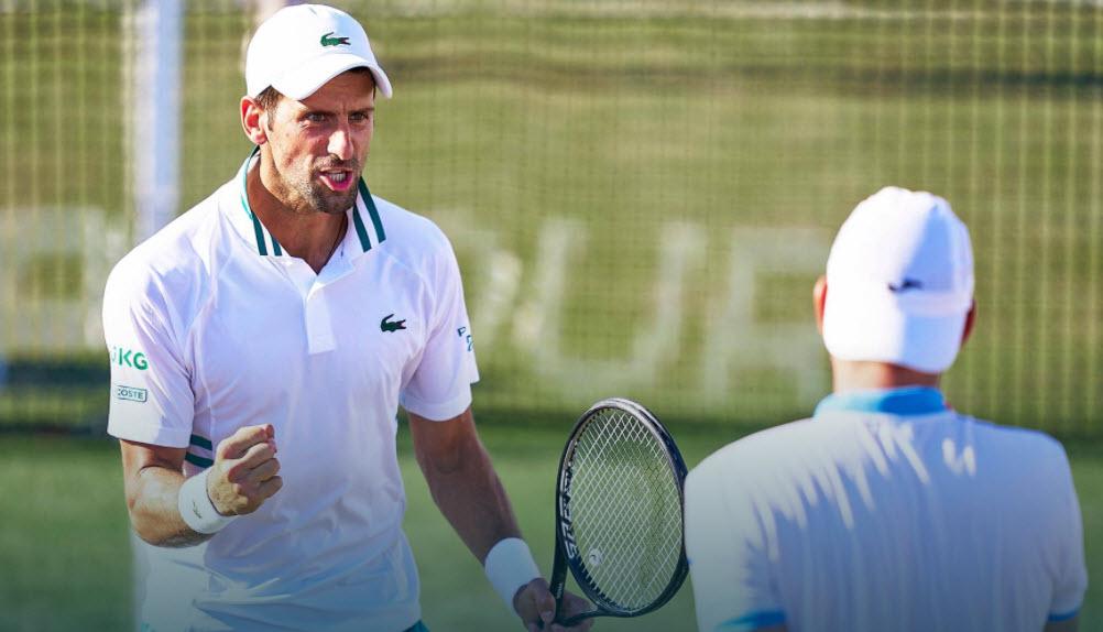 Bất ngờ Djokovic vào chung kết Mallorca nhưng không được tranh cúp - 1