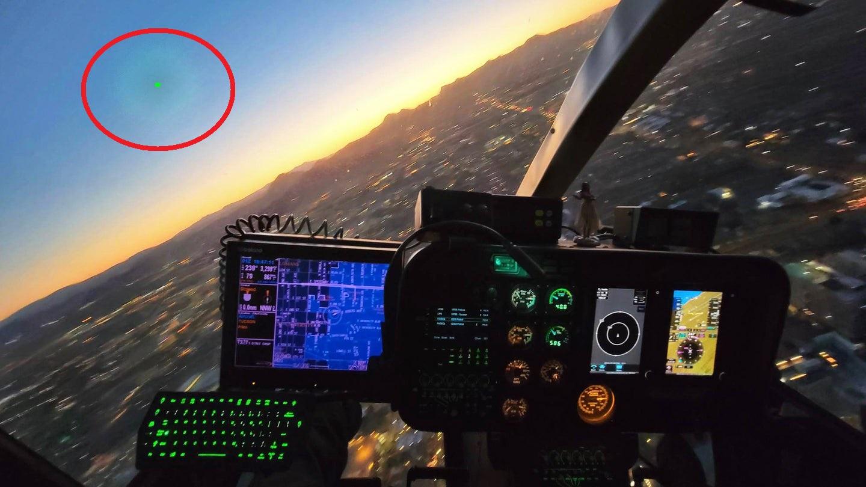 """FBI: UFO """"nguy hiểm"""" xâm nhập căn cứ không quân, bị truy đuổi thì biến mất ở độ cao 4 km - 1"""