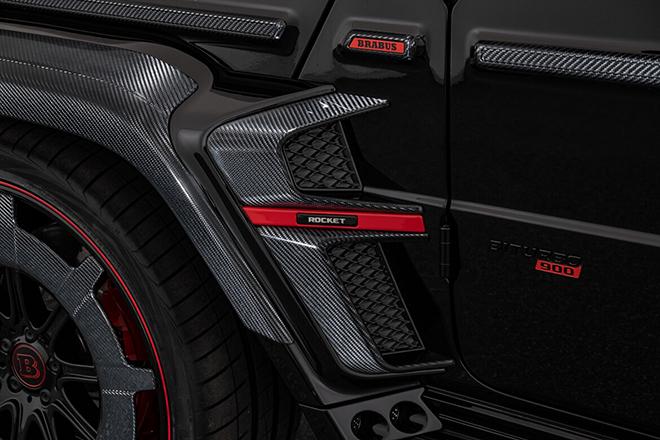 """Ngắm """"quái thú"""" Brabus G900 Rocket Edition vừa ra mắt, giá bán hơn 13 tỷ đồng - 8"""