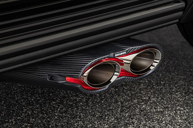 """Ngắm """"quái thú"""" Brabus G900 Rocket Edition vừa ra mắt, giá bán hơn 13 tỷ đồng - 7"""
