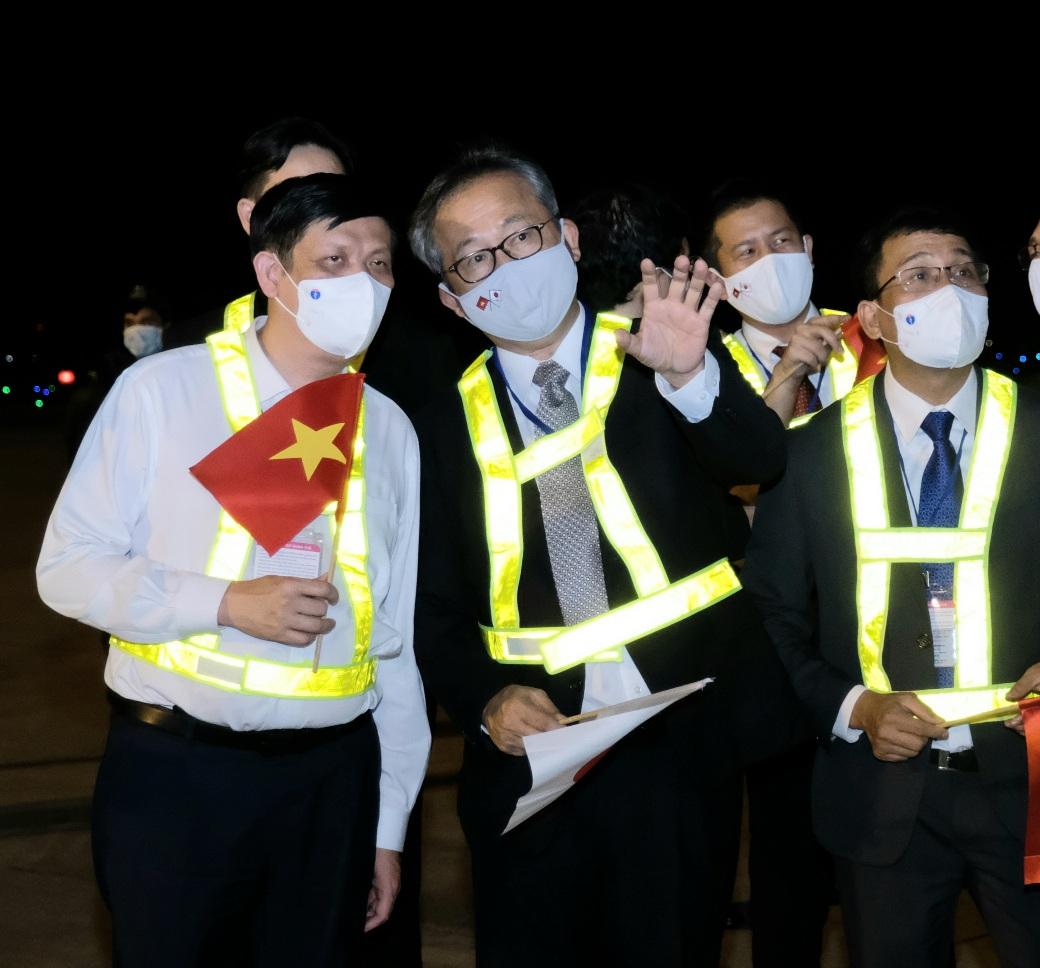Nhật Bản viện trợ thêm 1 triệu liều vắc-xin COVID-19 cho Việt Nam - 1