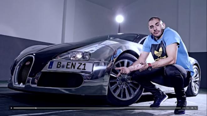 Top 10 siêu xe của các cầu thủ, Messi dẫn đầu bảng với xế 814 tỷ đồng - 9