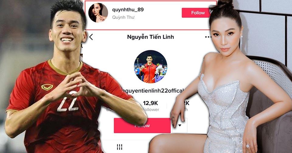 Cầu thủ Tiến Linh hẹn hò người đẹp hơn 8 tuổi: Người trong cuộc hé lộ sự thật bất ngờ - 1