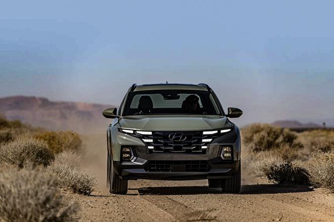 Xe bán tải Hyundai chính thức sản xuất hàng loạt - 4