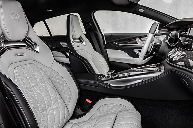 Xe hiệu suất cao Mercedes-AMG GT có thêm biển thể 4 cửa mới - 9