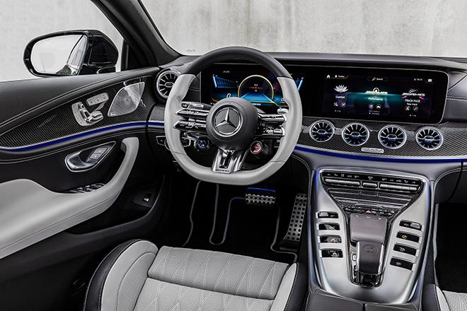 Xe hiệu suất cao Mercedes-AMG GT có thêm biển thể 4 cửa mới - 8
