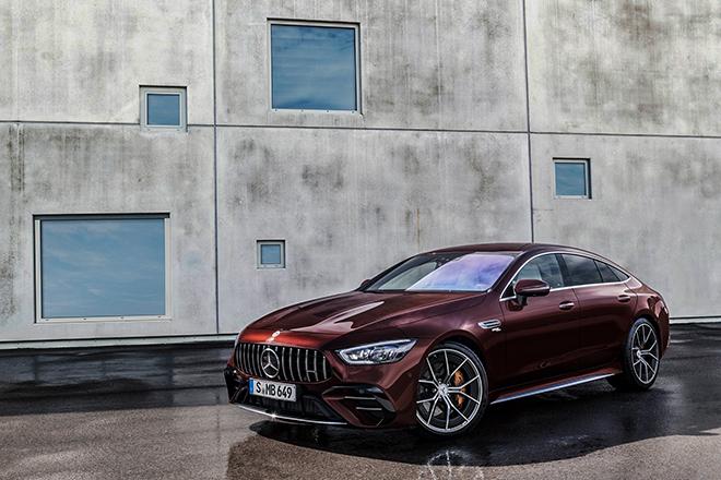 Xe hiệu suất cao Mercedes-AMG GT có thêm biển thể 4 cửa mới - 7
