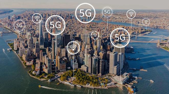 Đây là thành phố có tốc độ mạng 5G nhanh nhất thế giới - 1