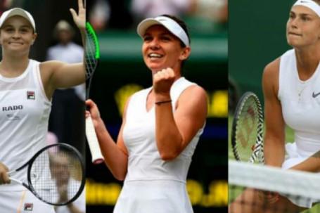 Lịch thi đấu đơn nữ giải tennis Wimbledon 2021