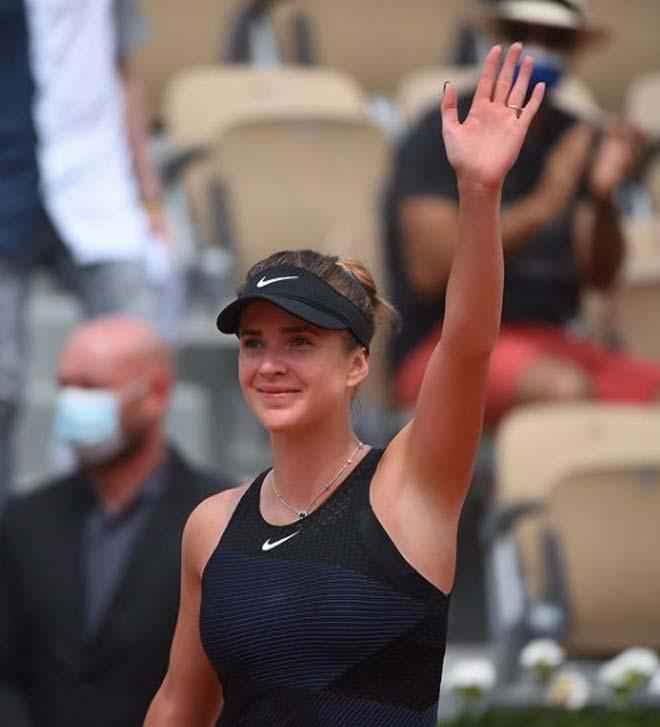 """""""Bóng hồng"""" đẹp như siêu mẫu dự Wimbledon 2021: Kỳ vọng Svitolina và Pliskova - 1"""