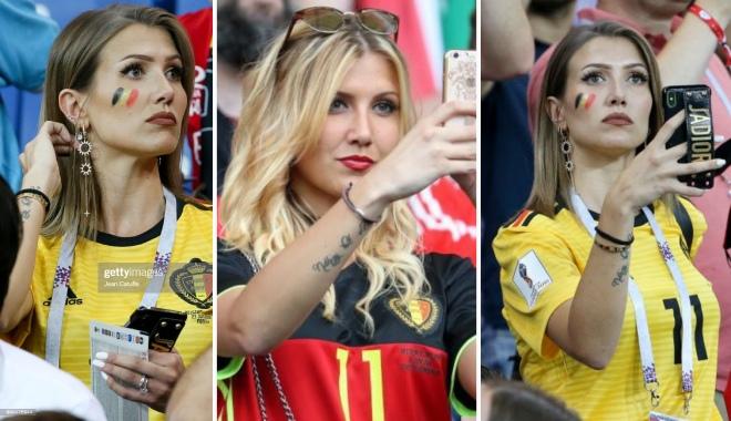 Nóng cùng mỹ nhân EURO: Vợ cũ hoa hậu của SAO ĐT Bỉ nóng bỏng không kém bạn gái Ronaldo - 1
