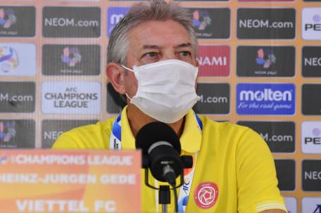 Quế Ngọc Hải, Trọng Hoàng quyết lấy 3 điểm đầu tiên ở AFC Champions League