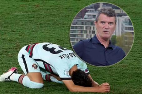 """Roy Keane chỉ mặt """"tội đồ"""" của Bồ Đào Nha, """"cú lừa"""" giá 126 triệu euro"""