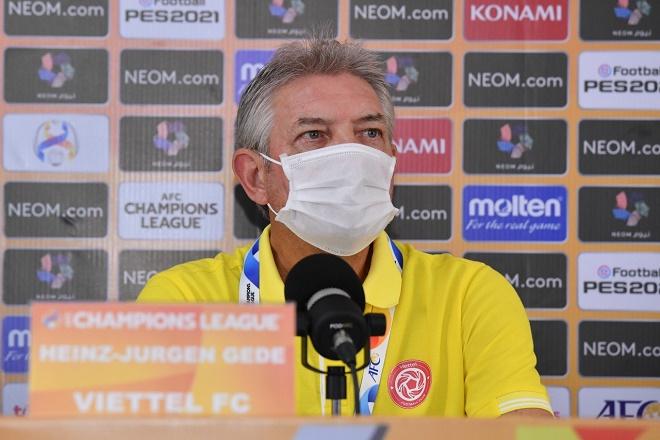 Quế Ngọc Hải, Trọng Hoàng quyết lấy 3 điểm đầu tiên ở AFC Champions League - 1