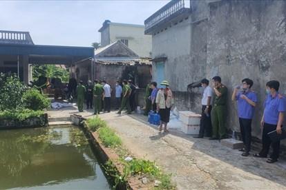 Tiết lộ không ngờ về nghi phạm gây thảm án kinh hoàng ở Thái Bình - 1