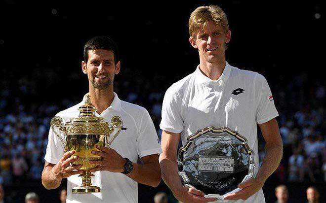Wimbledon ngày 3: Murray khổ chiến 5 set, Antoine Hoàng dừng bước - 1