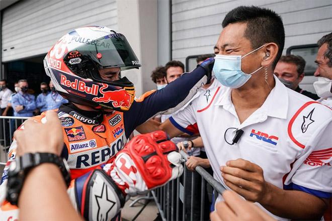 Đua xe MotoGP 2021: Thế thống trị sẽ trở lại với Marquez và Honda Repsol? - 1
