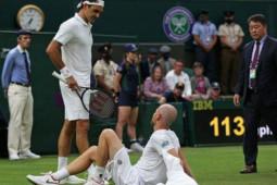 Federer thoát hiểm Wimbledon, dự đoán Thụy Sĩ thắng sốc Tây Ban Nha ở EURO