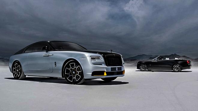 Bộ đôi xe siêu sang Rolls-Royce bản kỷ niệm huyền thoại Landspeed trình làng - 1