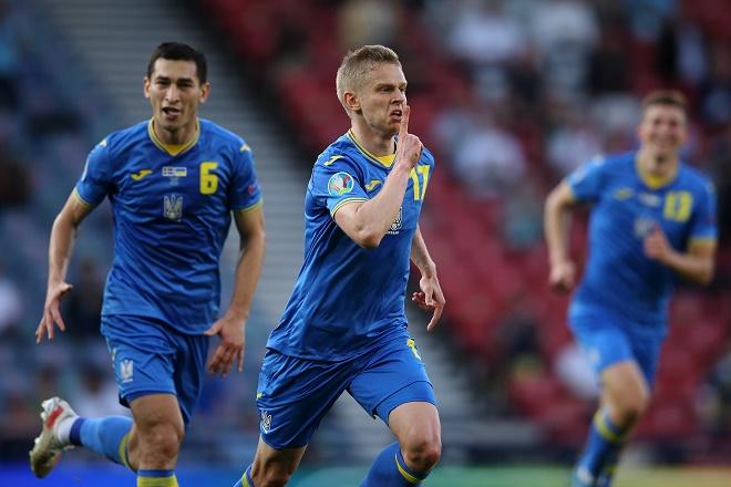 Video Thụy Điển - Ukraine: Bước ngoặt thẻ đỏ, điên rồ bàn thắng phút 120+1 (Vòng 1/8 EURO) - 1