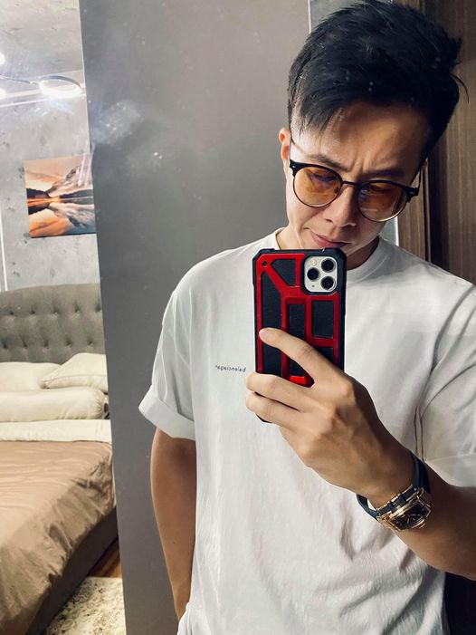 Giữa ồn ào chia tay Hương Giang, CEO Matt Liu lộ diện với vẻ ngoài gây sốc - 1