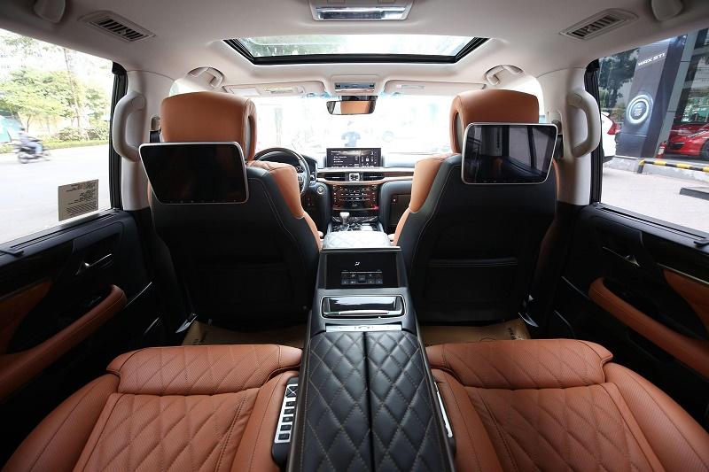 """Lexus LX570 MBS vs Mercedes AMG G63: 10 tỷ chọn xe sang """"quốc dân"""" hay SUV cho người nổi tiếng? - 5"""