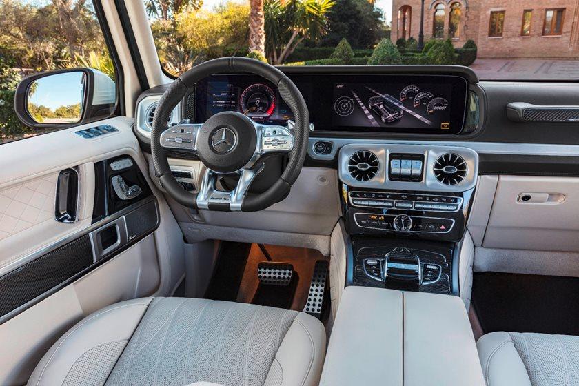 """Lexus LX570 MBS vs Mercedes AMG G63: 10 tỷ chọn xe sang """"quốc dân"""" hay SUV cho người nổi tiếng? - 4"""