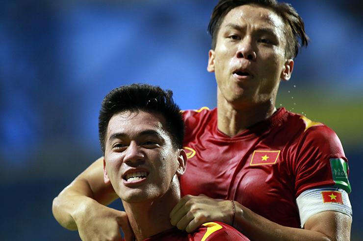 Quế Ngọc Hải, Tiến Linh nói gì về ĐT Việt Nam bốc thăm vòng loại World Cup? - 1