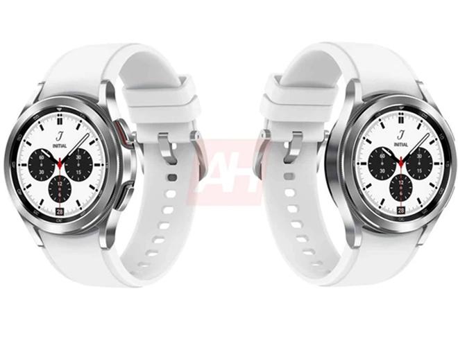 Rò rỉ ảnh Galaxy Watch 4 Classic cực sang xịn, đẹp tinh xảo - 1
