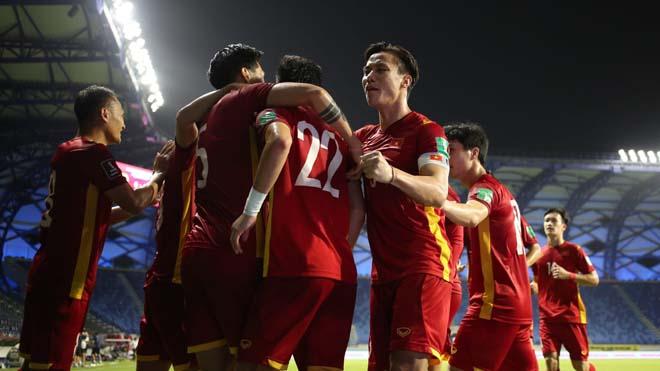"""Trực tiếp bốc thăm vòng loại thứ 3 World Cup 2022: Đội tuyển Việt Nam chờ  """"giờ G"""""""