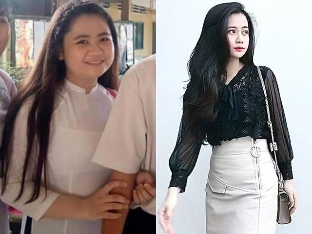 Xấu hổ vì bục chỉ áo dài giữa lớp, cô gái quyết tâm giảm cân xinh như mộng - 1