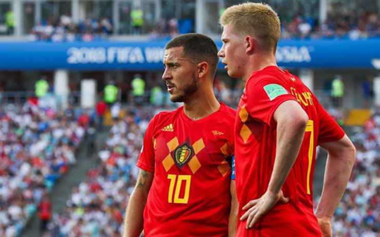 """Tin nóng EURO trưa 1/7: Bỉ tung """"hỏa mù"""" với Italia về Hazard & De Bruyne - 1"""