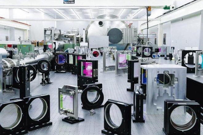 Trung Quốc đạt được bước đột phá, có thể tạo ra laser mạnh nhất thế giới - 1
