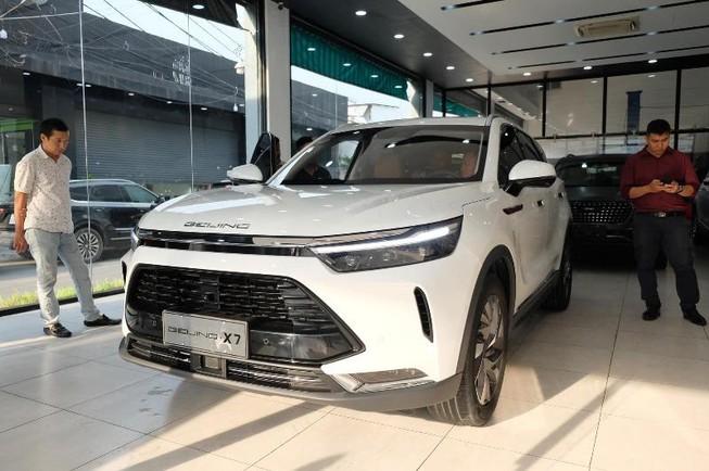 Lượng xe Trung Quốc được nhập khẩu về Việt Nam tăng chóng mặt - 1