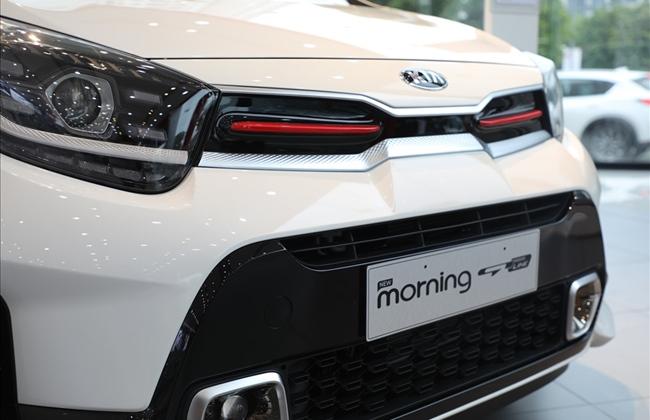 Giá xe KIA Morning 2021 tháng 7 mới nhất - 7