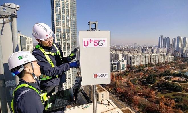 """Nhà mạng 5G ở Hàn Quốc bị kiện vì tốc độ """"quá chậm"""" - 1"""
