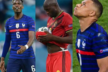 Lukaku nối gót Pogba - Mbappe rời EURO: Giá đắt vì sự ngạo mạn, ngông cuồng?
