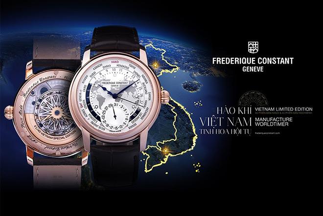Frederique Constant và mối lương duyên với thị trường Việt Nam - 1